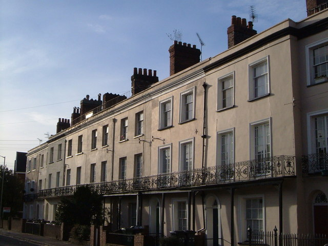 St James's Terrace, Old Tiverton Road, Exeter