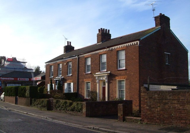 36-37 Old Tiverton Road, Exeter