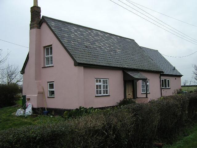 Hubbard's Farm House.