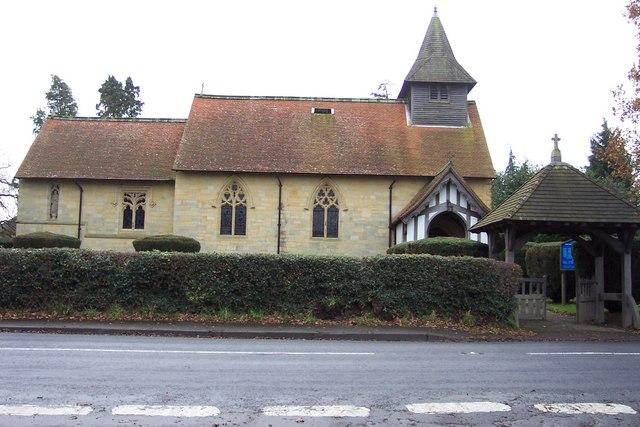 St Luke's Matfield