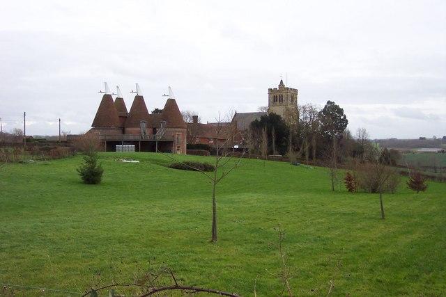Parish church of St Margaret, Horsmonden