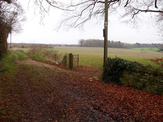 Part of Abbey Estate
