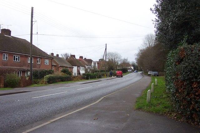 Cranbrook bypass, A229