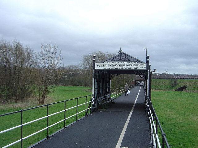 Stapenhill Viaduct