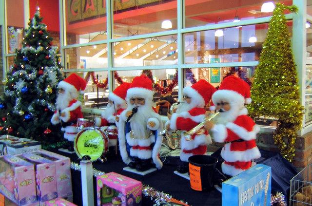 Proudfoot's Santa Claus Band