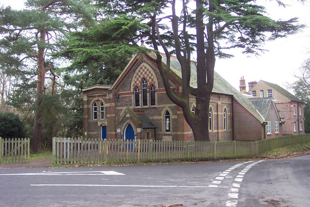 Winchet Hill Methodist Church