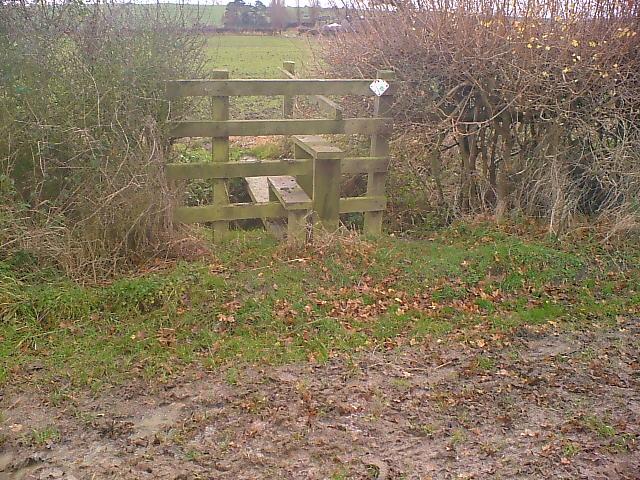 Field Boundary Stile