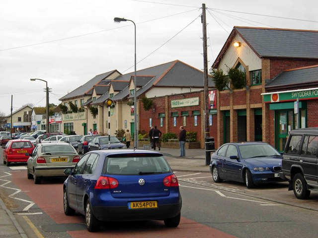 Boverton Road, Llantwit Major