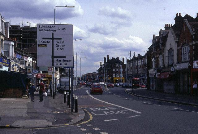A109, Lordship Lane