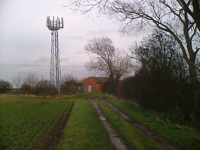 Radio Mast.