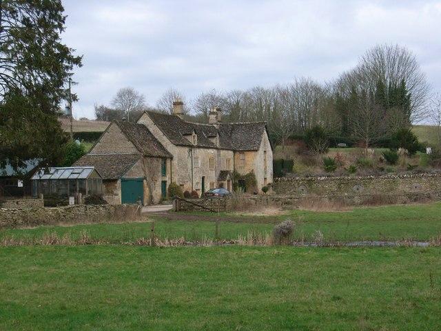 Yanworth Mill
