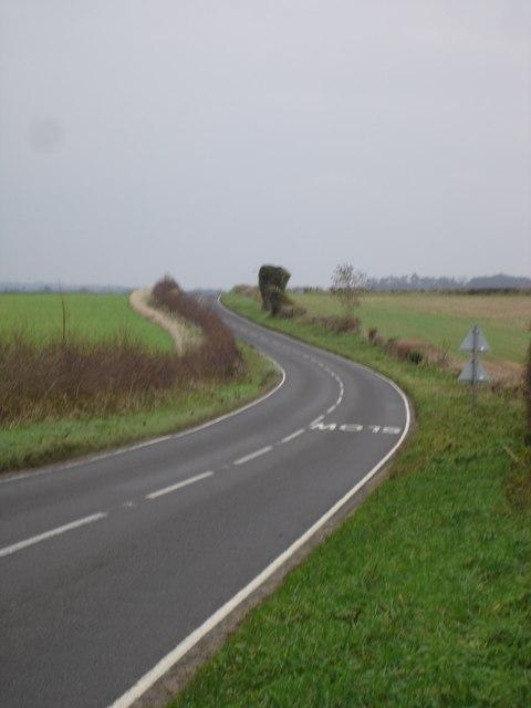 B3078 to Cranborne