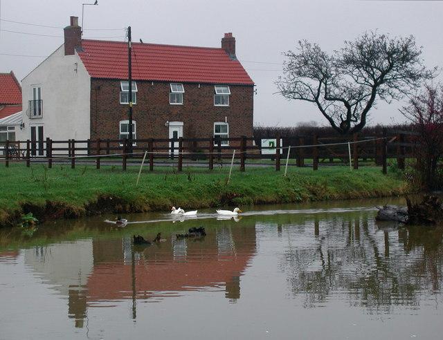 Green Marsh Farm, Thorngumbald