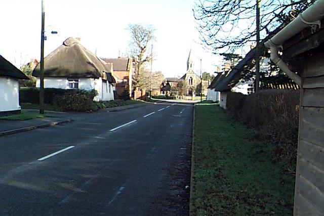 Thimbleby Main Street