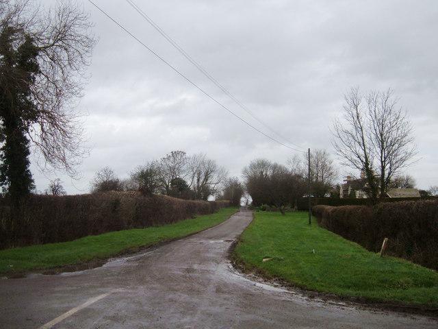 Fosse Way near Malmesbury