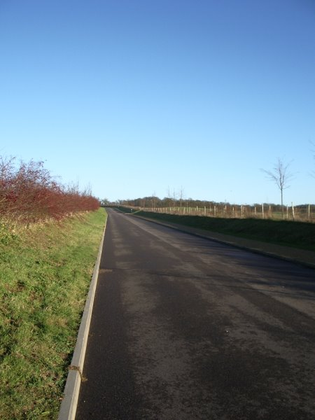 New Road to Chesterford Research Park
