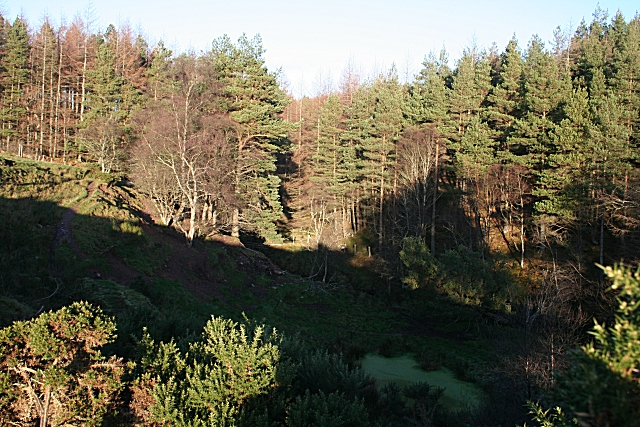 Gorliach Burn