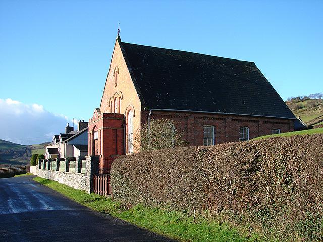Chapel at Y Fan