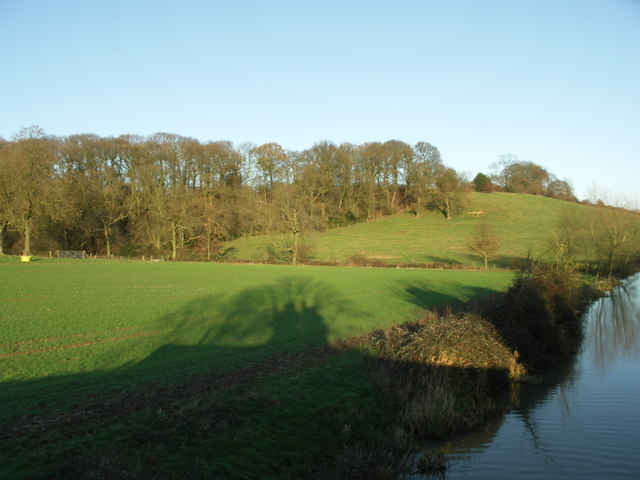 East along Laughton Hills