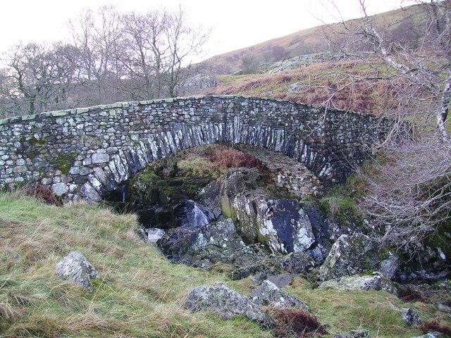 Old Bridge, Wet Sleddale