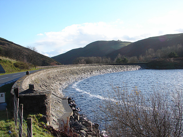 Bwlch-y-gle Dam