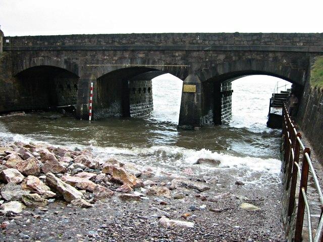 Viaduct near Holcombe