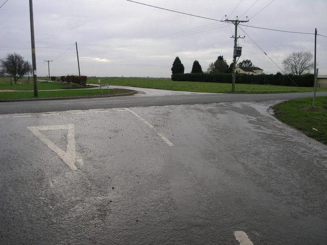 Wet Crossroads