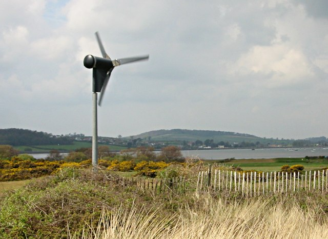 Windmill on Dawlish Warren