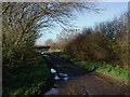 TA3524 : South Leys Road, Hollym by Paul Glazzard