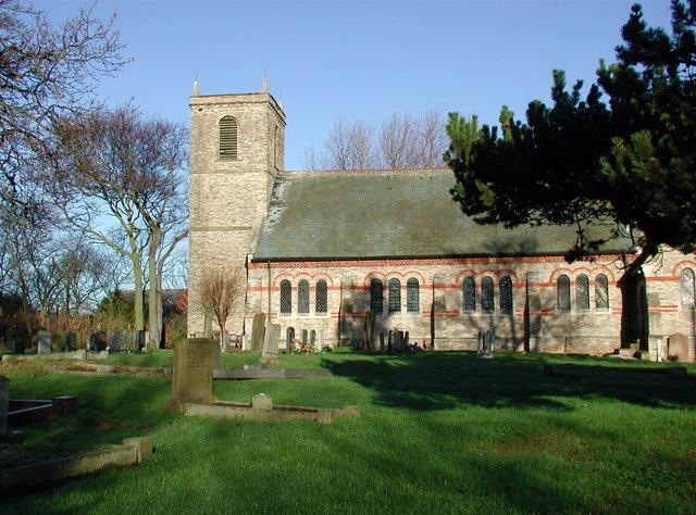 St Nicholas Church, Hollym