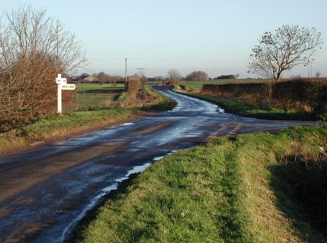Patrington Road, Holmpton