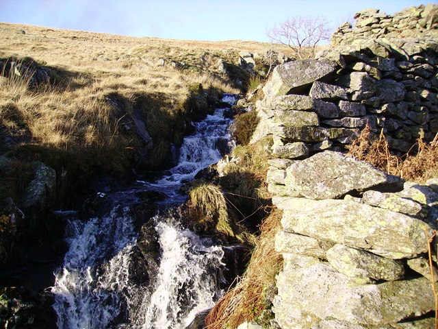 Waterfall, Todcrags