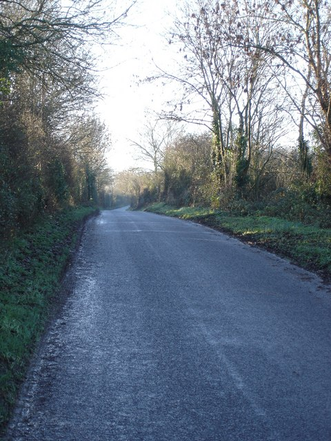 Homington Road looking south