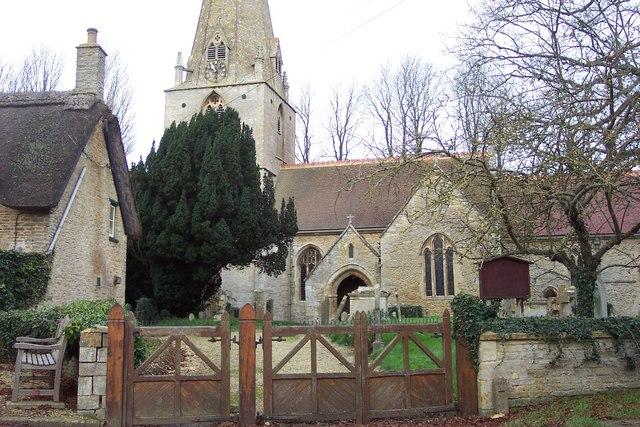 St Pauls parish church, Broadwell