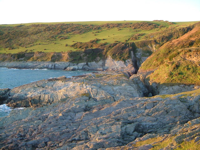 Three Holes and Swale Cove