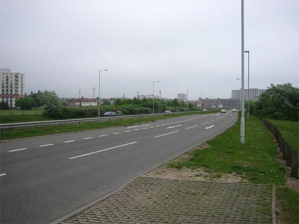 Holes Bay Road, Poole