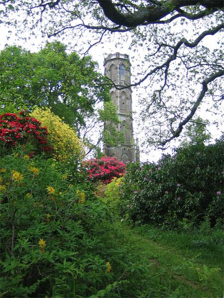 Highwood Gardens, Drax Estate