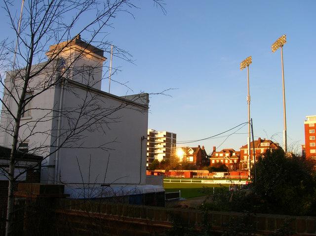 North East Corner, Sussex County Cricket Ground
