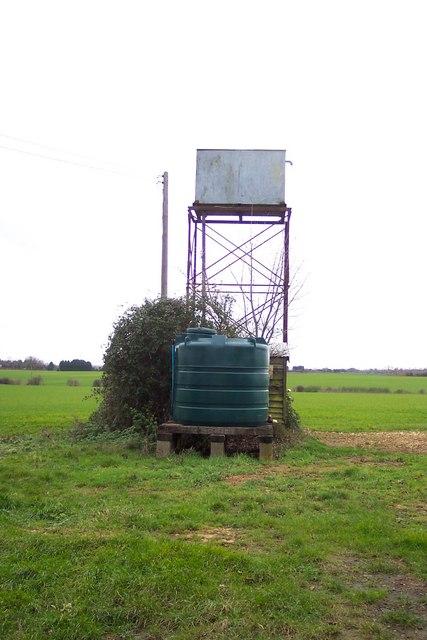 Watertanks opposite Little Kilkenny