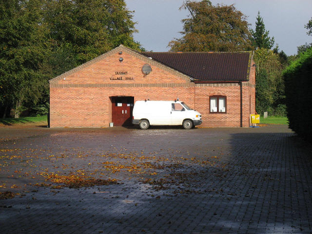 Another Village Hall
