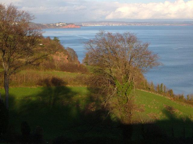 View near Maidencombe