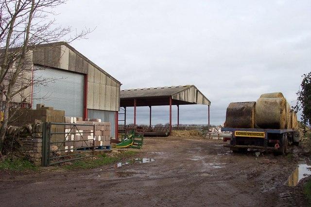 Unnamed farm near Kencot