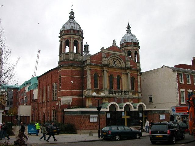 Coventry-Warwick Row