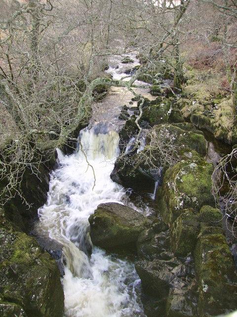 Waterfall, Sleddale Beck