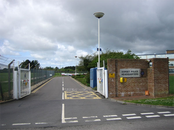 Dorset Police Headquarters, Winfrith