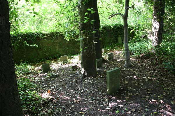 Thomas Hardy's pet cemetery, Max Gate