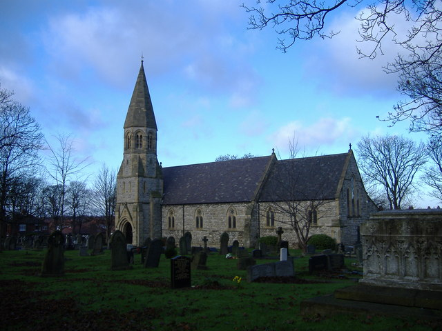 Church of St Peter, Harton