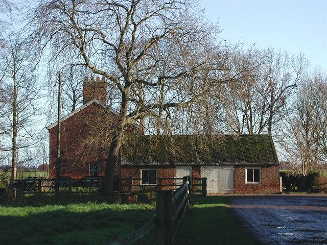 Forman's Cottage, Salthaugh Grange