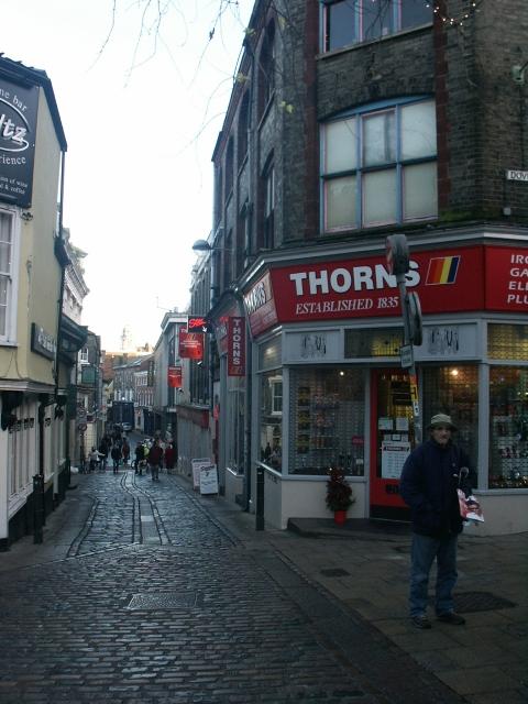 Lobster Lane, Norwich