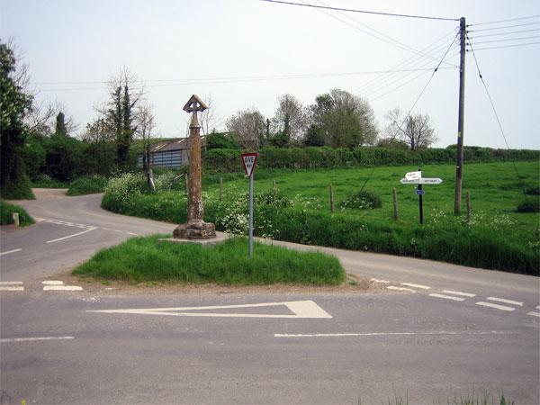 Wayside Cross, Tarrant Crawford